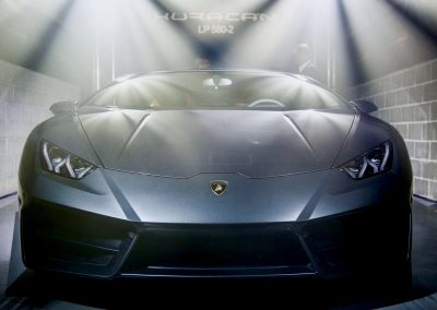Lamborghini Sydney Huracan Launch