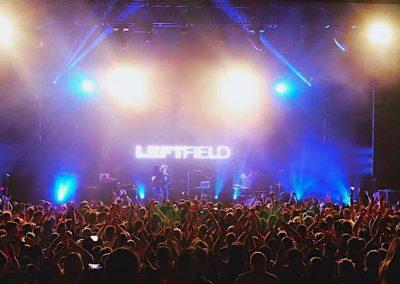 Leftfield Australia Tour